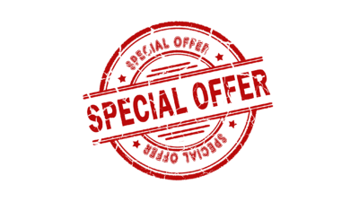 Special offer graphic