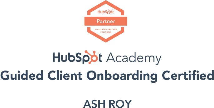 HubSpot Guided Client Onboarding Certified